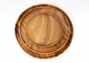 Set of 3 Round Plates