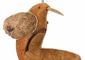 Bird Feeder Coconut