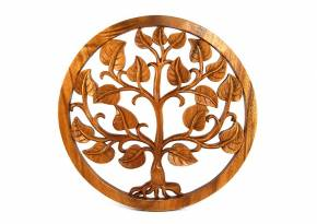 Wooden Wall Decor Tree of Life